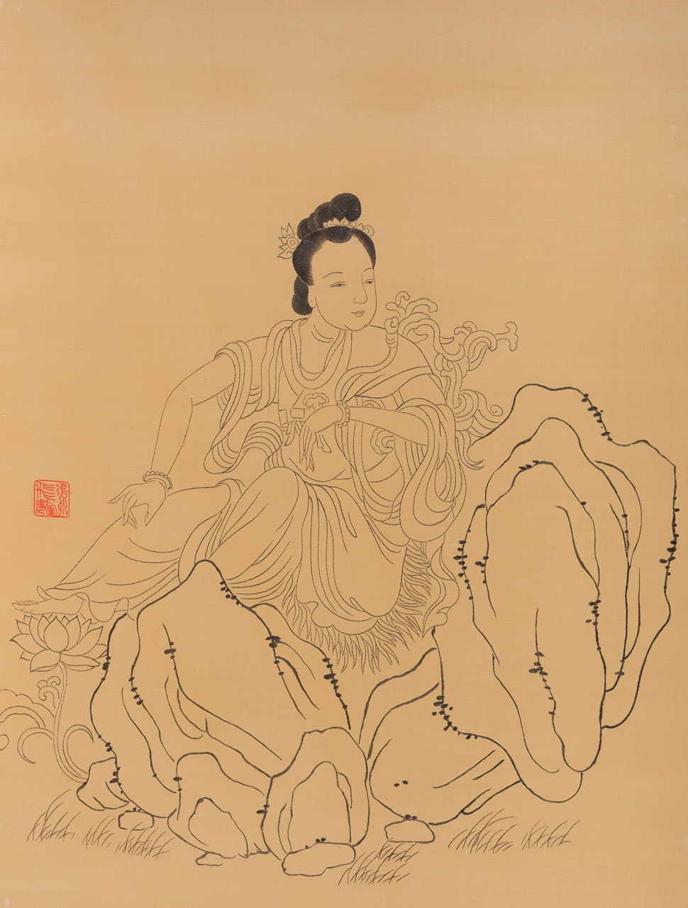 Guanyin the Protector