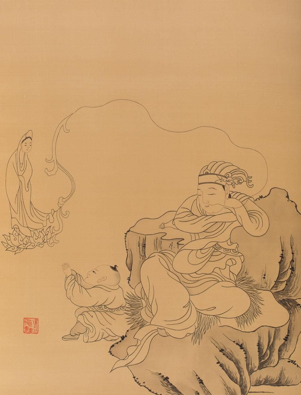 Dreaming of Guanyin